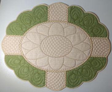 Placemats & Coasters Embroidery Designs from BB Embroidery Designs
